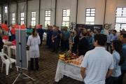 Práticas saudáveis são apresentadas em Feira da Saúde na FTC
