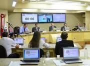 Informações sobre a Sessão do dia 15/5 na Câmara de Criciúma