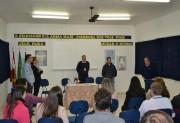 Pós-graduação Satc e Colégio Espaço Júnior formalizam parceria