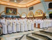 Manhã de espiritualidade prepara padres para a Páscoa