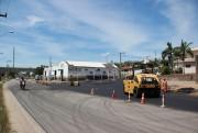DNIT/SC conclui asfalto e alças são liberadas na BR-101