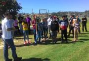 Alunos de Jornalismo participam de atividade no CT do Tigre
