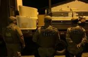PM de Araranguá e Arroio do Silva prende duas mulheres