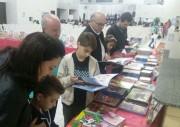 Feira do Livro de Cocal do Sul recebe mais de 6 mil participantes