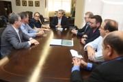 Siderópolis e Nova Veneza recebem garantias de pavimentação