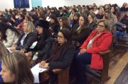 Seminário debate políticas públicas e currículo funcional