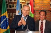 Câmara de Comércio Argentina-Santa Catarina é instalada