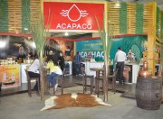 """A """"purinha"""" ganha novas versões e sabores em estande na AgroPonte"""