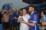 Caravaggio vence e leva o título da Taça Carvão Mineral