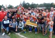 O Esporte Clube Vila Beatriz é campeão em Maracajá