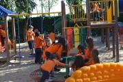 Intercâmbio possibilita troca de experiências entre escolas