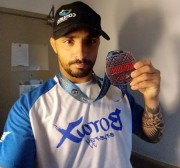 Atleta de Araranguá ficou entre os melhores no Mundial de Jiu-Jitsu