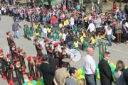 Desfile cívico em Maracajá reúne 25 instituições