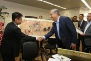 Vice-governador se encontra com investidores chineses