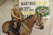 PM garante tranquilidade na 27ª Arrancada de Caminhões