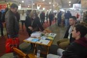 Público da Agroponte recebe orientações sobre cadastro