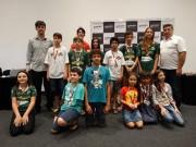 Resultado da 1ª etapa do V Circuito Içarense de Xadrez