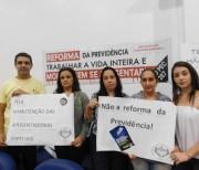 Sindma convoca população para participar do movimento contra reformas