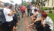 Funcionários do hospital São Marcos pedem apoio