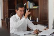 Arlindo Rocha abre todas as contas em audiência pública