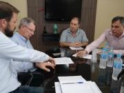 Novo encontro do Sinplasc com o Sindicato dos Trabalhadores