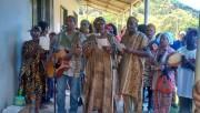 Missa com a Pastoral Afro neste domingo em Içara