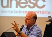 Reitor da Unesc participa da abertura da Escola de Gestores da UFSC