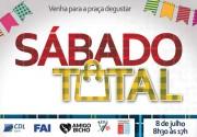 Sábado Total em Içara acontecerá em clima de arraiá
