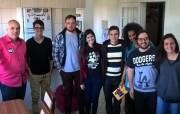 Candidato Gilmar Axé se reúne com ONG Amigo Bicho