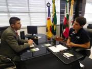 Vereador elogia Empresa Júnior de Engenharia de Energia