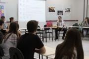 Uma tarde para debater sobre Literatura na Unesc