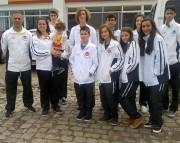 Cocal conquista 14 medalhas no Campeonato Brasileiro de Karatê