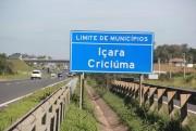DNIT/SC faz trabalhos pontuais em Içara, Criciúma e Maracajá