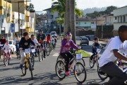 Passeio Ciclístico movimenta Siderópolis pelo Dia Contra o Fumo