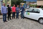 Nova Veneza recebe veículo através de convênio com CIDASC