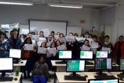Maratona de Programação aproxima jovens da tecnologia