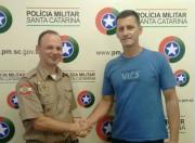 Sargento Almar se despede do 19º BPM na sexta-feira (03)