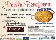 Casa da Fraternidade promove Paella Beneficente em Araranguá