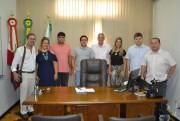 Os primeiros atos dos novos gestores de Urussanga