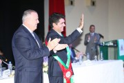 Posse dos vereadores, prefeito e vice da cidade de Criciúma