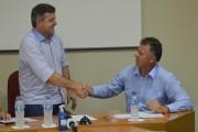 Prefeito Dimas Kammer assume a presidência da AMREC