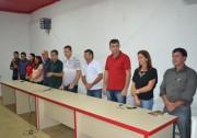 PMDB de Jacinto Machado se reúne para reunião de trabalho