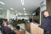 Câmara de Içara organiza reunião para debater segurança