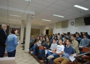 Cocal do Sul é exemplo para aula prática dos alunos da Unesc