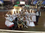 Criciúma conquista a medalha de prata na dança folclórica no Jasti