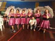 Criciúma leva o bronze na dança coreográfica livre no Jasti