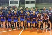 Siderópolis fica com o vice-campeonato do Joguinhos de Futsal