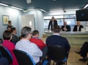 Reunião define Comissão para liberação de corpos em Criciúma