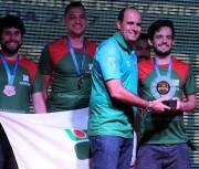 Basquete masculino da Udesc está entre as três melhores do País