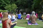 Udesc tem oficina de meditação aberta à comunidade na quarta
